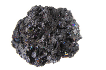 synthetic corundum mineral