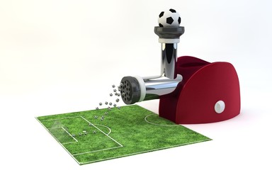 Futbol Makinesi