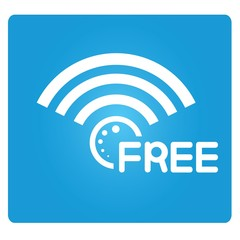 free wireless sign