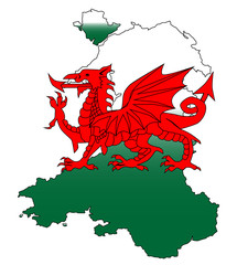 Wales and the Dragon