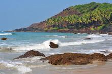 krajobraz Goa