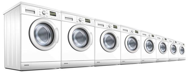 Waschmaschinen, Waschvollautomat,Waschsalon