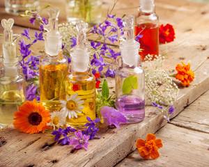 Duftende Öle aus der Natur