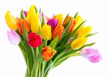 """Постер, картина, фотообои """"Blumen zum Valentinstag"""""""