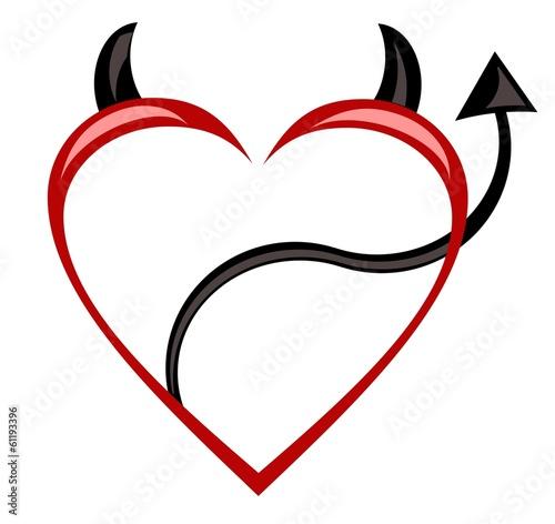 devil heart