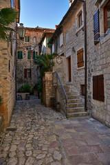 Montenegro, Kotor, old city
