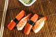Yummy Fresh Sushi rolls