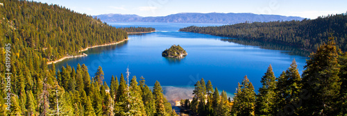 Emerald Bay, lac Tahoe