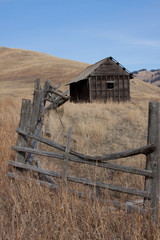 Upper Okanogan Highlands Old Homestead.