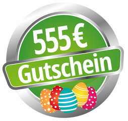 555 € Gutschein
