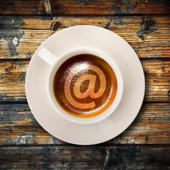 coffee mail