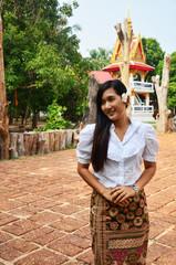 Women Thai Portrait