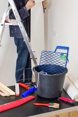 Renovierung Tapezieren