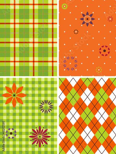 seamless_green_orange