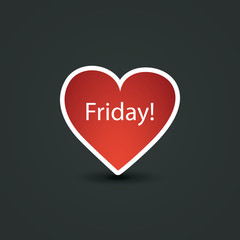 I Love Friday - Design Concept