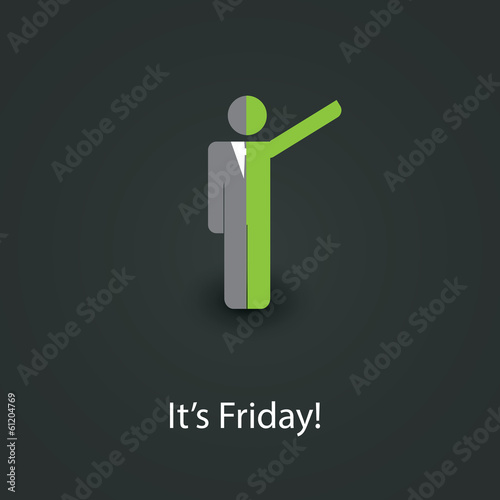 It's Friday - Design Concept