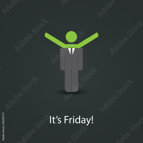 Its Friday - Design Concept