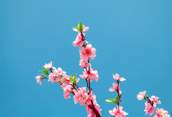 Artificial Sakura flowers
