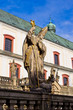 Monastery in Broumov, Czech Republic