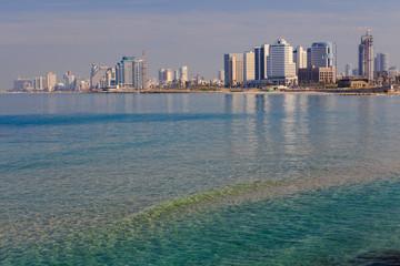 tel aviv panorama Jaffa