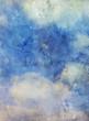 canvas print picture - wolken leinwand alt