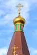 Orthodox church dome