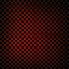 Abstract red checkered background