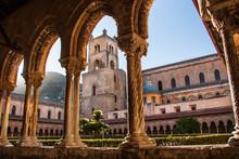 Cathédrale de Monreale, Sicile, Italie