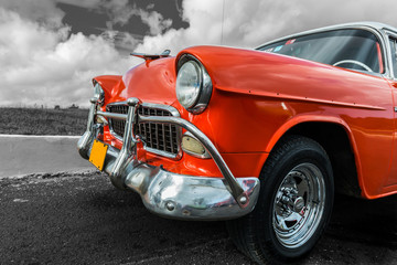 Old american car © demage
