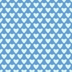 Muster Herz blau  #140207-svg11