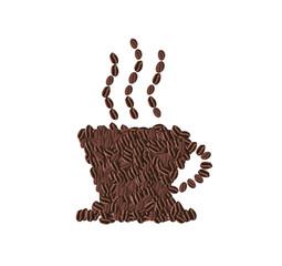 Caffè vector