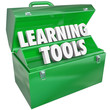 Learning Tools Words Toolbox School Education Teaching Student