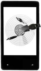 Target new smartphone