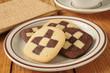 Gourmet shortbread cookies