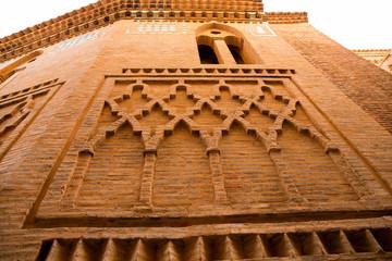 Aragon Teruel Los Amantes mausoleum in San Pedro Mudejar