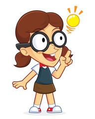 Girl Geek Creative Idea