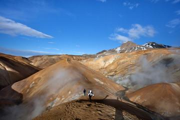 Avventura in Islanda