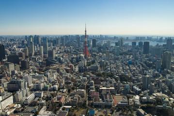 Tour de Tokyo, Tokyo, Japon,