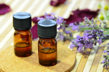 essential oils with lavender
