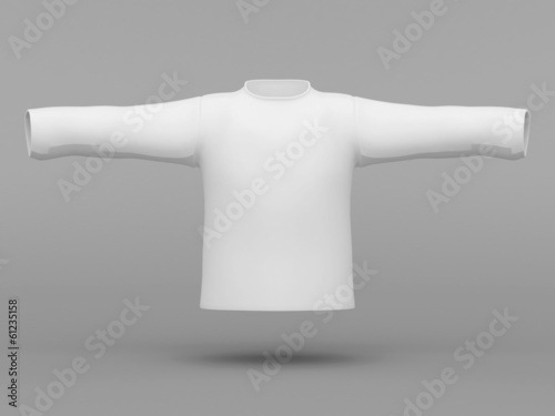 beautiful white sweatshirt