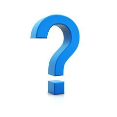3D - Question Mark (II)