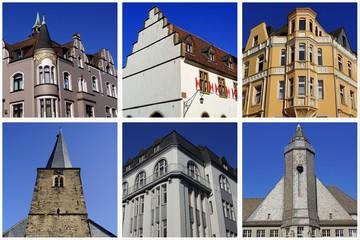 Impressionen von SCHWERTE ( bei Dortmund  )
