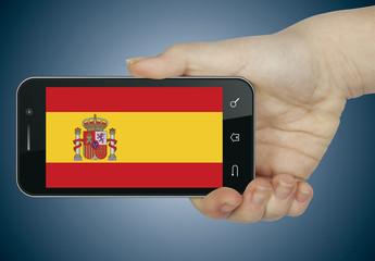 España. Movil