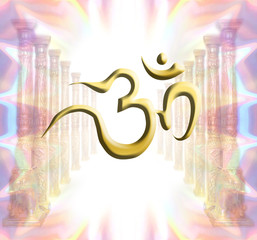 spiritual series: Aum or Om Sound