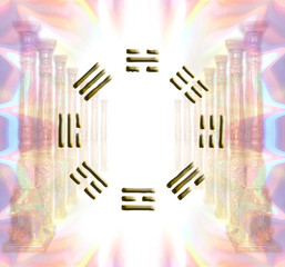 spiritual series: Heaven  and I-Ching