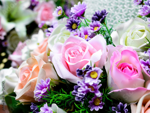 Fototapeta Bouquet of flowers