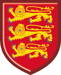 England. Royal Arms