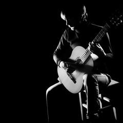Guitar player Acoustic guitarist concert