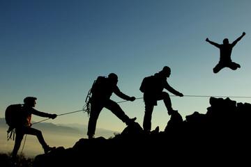 dağcı zirve mutluluğu