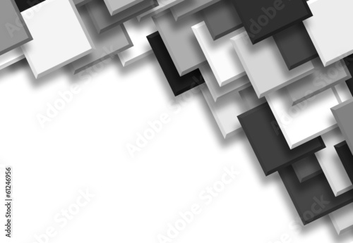 Overlapping Squares, background